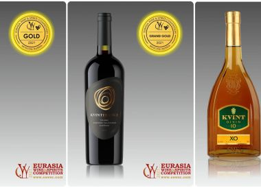 EURASIA WINE AND SPIRITS COMPETITION 2021